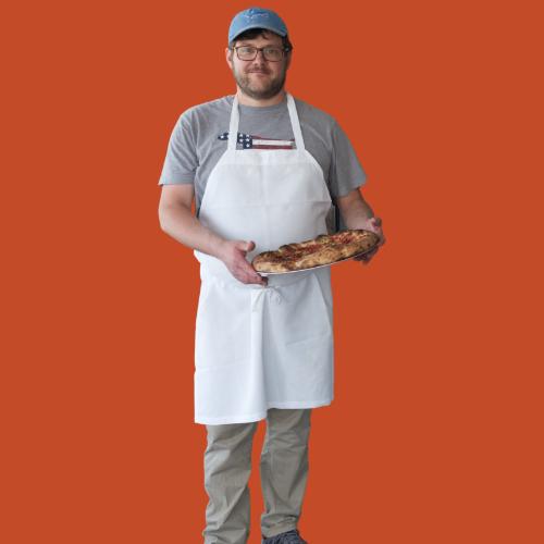 head pizza maker